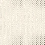 Makower UK - Super Bloom - 7130 - Poppy Seed Spots on Cream Background - 9464L - Cotton Fabric